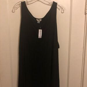Old Navy Plus Size Black Tank